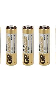 gp 28mm 20mah 12v wegwerp alkaline batterij (5 stuks)
