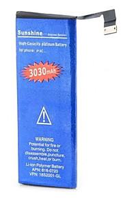 3030 - Apple - iPhone 5c - vervang batterij - IP5CB - Nee