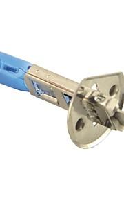 Carking™H1 100W 5000K 1100LM Ultra Warm White Halogen Headlight Bulbs (12V / Pair)