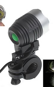 Zweihnder  Waterproof 4-Mode 3xCree XM-L2 U2  High Power Bike Light (3000LM ,4 x18650,Black)