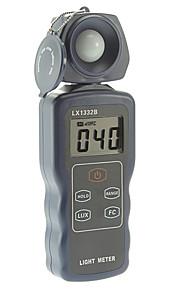 LX1332B Handhold Precision Digital 200000 Lux Meter Photometer Reading LCD