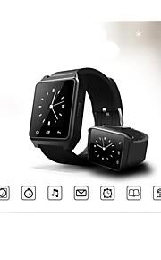 """m28 1,48 """"Bluetooth V3.0 Smart Watch Berufung / sms / Musikspieler / Remote-Capture-"""