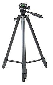 ismartdigi ir-340-BK 3-sektion kamera stativ (sort)