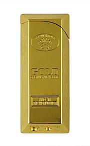 lidt guld kasse gas lighter