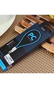 HJT / USB 삼성, 자기 평면 휴대 전화 충전 라인 속도 (모듬 색상)