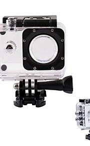 pannovo profissional sj4000 30m câmera à prova d'água caso de habitação para sj4000 / sj4000 câmera série wi-fi