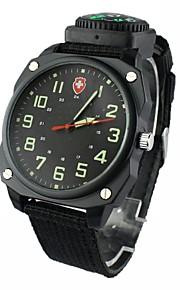 Relógio Militar Analógico - Quartz
