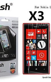노키아 루미아에 대한 높은 투명성 HD LCD 화면 보호기 720 (3 개)