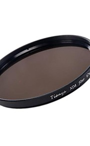 tianya® 67mm cirkulære neutral tæthed ND8 filter til nikon D7100 D7000 18-105 18-140 canon 700D 600D 18-135