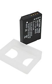 DMW-BCG10E - Li-ion - Batterij - voor for Panasonic Lumix DMC-ZS1 DMC-TZ6 DMC-ZX1 DMC-ZR1K  DMC-ZR1R DMC-ZX1S - 3.7V - ( V ) - 950mAh - (