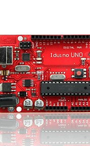 Geeetech Iduino UNO 328 with Atmega328p-Pu Compatible with Arduino IDE