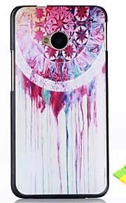 cubierta de la caja - HTC One(M7) - Plástico - Cubierta Trasera - Gráfico/Caricaturas/Diseño Especial -