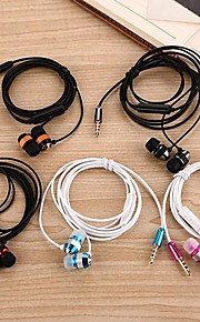 Elma Kulak İçinde - Kablolu - Kulaklıklar (Kulaklık, Kulak İçi)
