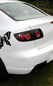 Car Stickers with Butterfly Car Styling