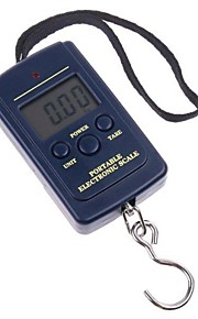 20g-40kg Portable Pocket Electronic Hanging Luggage Weighing Digital Scale