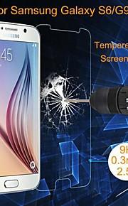 Proteggi Schermo - Vetro temperato resistente agli urti/Resistente alla polvere/Impermeabile - Samsung Samsung Galaxy S6