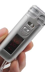 oxlasers ox-fmh9 håndholdt mic Trådløs FM mikrofon til megafon højttaler tour guide konference salgsfremstød