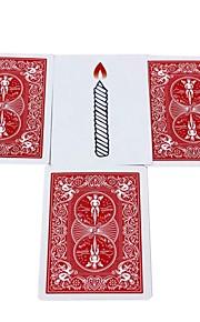 magiske rekvisitter - fødselsdagslys