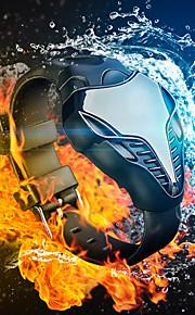 relógio de forma cobra vermelho / azul dos homens levou esportes relógio digital homem de ferro relógio de pulso silicone triângulo (cores