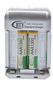 Ni-MH - Aaa - Batterij - 1350mAh - ( mAh ) - 2 - pcs
