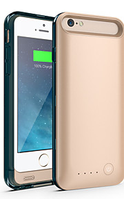 Ifans ® MFI 3100mah iphone 6 batterikasse ekstern aftagelig backup magt oplader Case for iPhone 6 4,7 tommer