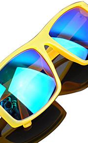 vest biking® UV400 unisex solbriller lyse belægning stor kasse cool solbriller afslappet solbriller til mænd kvinder
