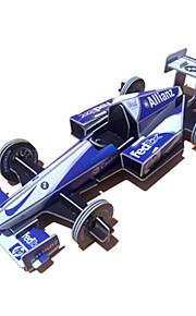 3d racerbil puslespil