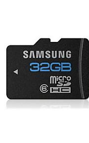 Samsung 32GB  Micro TF SDHC Class 6 Memory Card