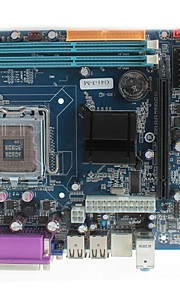 intel g41 micro atx lga 775 ddr3 ordenador placa base