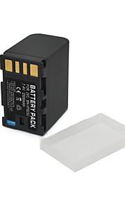 BN-VF823 - Li-ion - Batterij - voorfor JVC D750AC/D770AC/HD7/HD5/HD6AC/GZ-MG130/MG330/SDR-S18/GZ-MG150/GZ-MG1558/HD3 <br> GR-DA30AC
