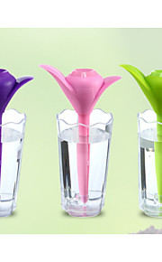 Mini USB Humidifier Clover Creative Exquisite Car Home Dual(Assorted Color)