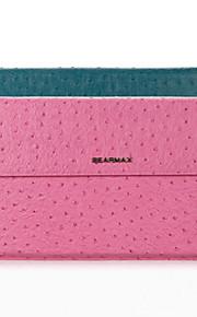 "moda pu bolsa de laptop notebook de couro da tampa do caso para Lenovo / macbook pro ar 11,6 ""/ 13,3"" / 15.4 """