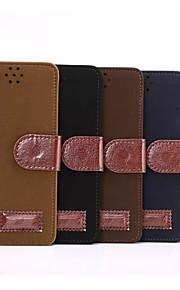 moda joe panno fondina cellulare borsa copertura custodia in pelle per la galassia S6 (colori assortiti)