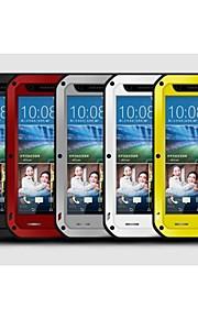 HTC 욕망 820 (모듬 된 색상)에 대한 모든 금속 알루미늄 방수 내진성 고릴라 커버 케이스 mei® 고급 스러움을 사랑