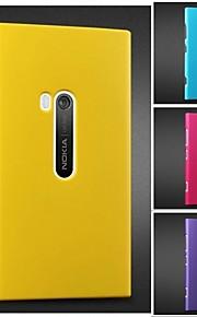 kemile nueva piel protectora caja del teléfono contraportada de plástico duro para Nokia Lumia 920 (colores surtidos)