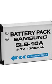SLB-10A - Li-ion - Batterij - voorfor Samsung