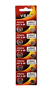 vsai LR927 395 399 SR927SW TL7 hoge capaciteit knop batterijen (10st)