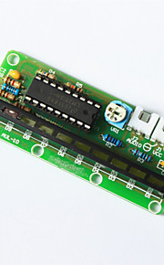 LM3915 10-Level Indicator Board Module - Green + Multi-Colored