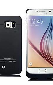4800mA nuovo caso di batteria esterna di protezione per Samsung Galaxy S6 (colori assortiti)