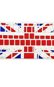 più nuova copertura variopinta della tastiera TPU per MacBook Pro / retina da 15,4 pollici (colori assortiti)