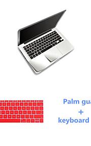 """scheggia palmguard sottile e solido TPU flim colori tastiera per MacBook Pro 13.3 """"(colori assortiti)"""