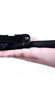 udvides spuerme mini kabel self selfie stick håndholdt monopod para selfie kamera lukkeren fjernbetjening