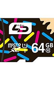 Micro SD card memory card 64GB class10