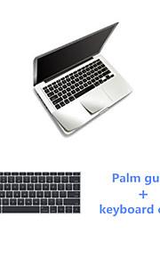 """scheggia palmguard sottile e il coperchio della tastiera tpu per MacBook Air 11,6 """"(colori assortiti)"""