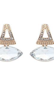 Ørering Smykker Mode Personaliseret Euro-Amerikansk Ædelsten Legering Smykker Smykker For Bryllup Speciel Lejlighed 1 Par