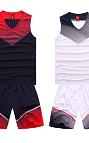 Basketball Jersey Suits With Quick Dry and Breathable Fabric