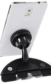 Slot Car cd supporto del supporto magnetico del telefono per la galassia S6 / s5 / S4 / s3