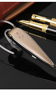 v4.0 hm9200 antiradiación bluetooth stereo headset auricular con micrófono para iPhone6 móviles / 6plus