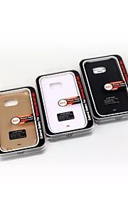 4800mAh Cassa di batteria di sostegno portatile esterno per la galassia S6 (colori assortiti)