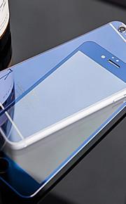 שריטות הוכחת HD הנצנצים הילדה יסמין החורף לפני ציפוי סרט הגנת זכוכית עבור iPhone 6s / 6 (צבעים שונים)